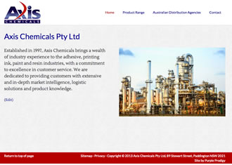 Axis Chemicals