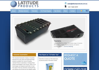 Latitude Products